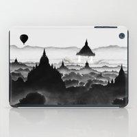 aurora iPad Cases featuring Aurora by Florent Bodart / Speakerine