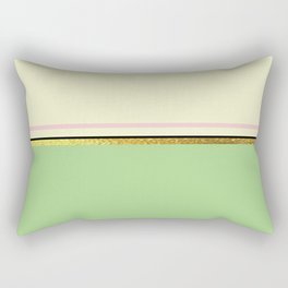 The Minimalist: Fresh Rectangular Pillow