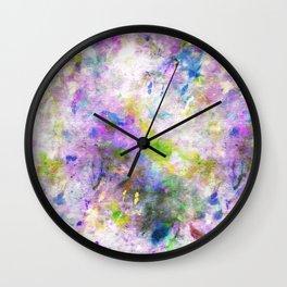 Colour Splash G260 Wall Clock