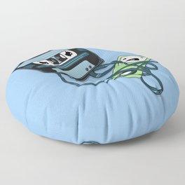 The Comeback Floor Pillow