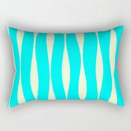 Wavy Pattern (Reversed) Rectangular Pillow