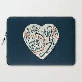 Mr. Cub Laptop Sleeve