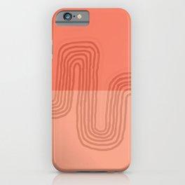 Squiggles iPhone Case