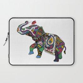 Elephant Zentangle Laptop Sleeve
