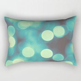 Bokehs I Rectangular Pillow