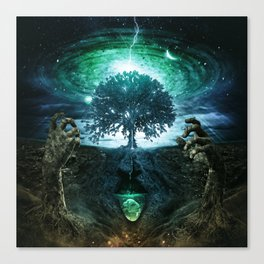 Tree of Life (Reprise) Canvas Print