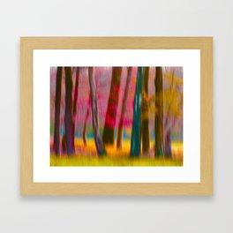 Wish you where here Framed Art Print