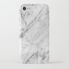 Carrara Marble iPhone 7 Slim Case