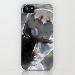 FF Surfer iPhone Case