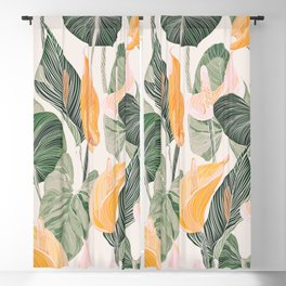 Lush Lily - Autumn Blackout Curtain