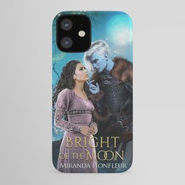 Bright of the Moon iPhone Case