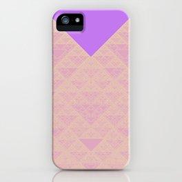 a+b+c+ac+abc (mod 4) (pastel) iPhone Case