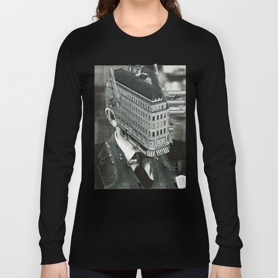 The Sur Real Man 4 Long Sleeve T-shirt