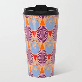 AfroRetroFuturism Travel Mug