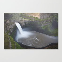 Palouse Falls at Sunrise Canvas Print