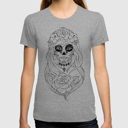 Santa Muerte NB T-shirt