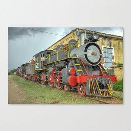 Trinidad Steam Canvas Print
