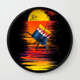 VINTA Wall Clock