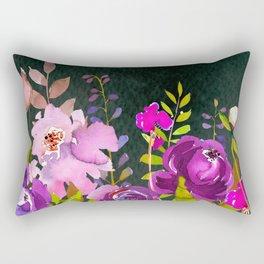 Flowers bouquet #47 Rectangular Pillow