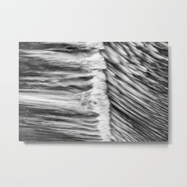 POWERFUL AND RAPID Metal Print