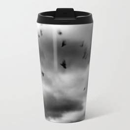 The Birds Metal Travel Mug
