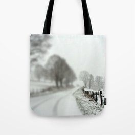 cold fence Tote Bag
