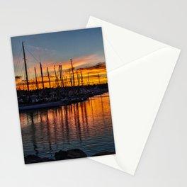 Harbor Lights Stationery Cards