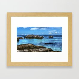 Tropical Thailand Framed Art Print