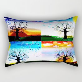 FOUR SEASONS Rectangular Pillow