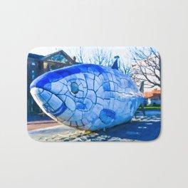 The Big Fish Bath Mat