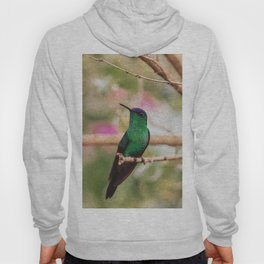 Bird - Photography Paper Effect 001 Hoody