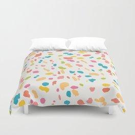Colorful Animal Print Duvet Cover