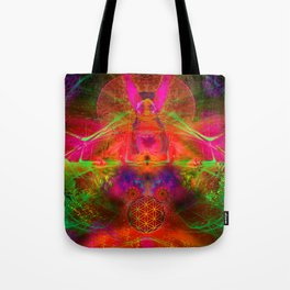 The Easter Queen Tote Bag