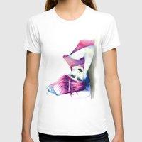 bubblegum T-shirts featuring Bubblegum by Alessandra Castagnolo