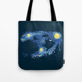 A Night for Spirits Tote Bag