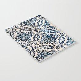 Azulejo IX - Portuguese hand painted tiles Notebook