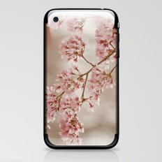 Cherry Float iPhone & iPod Skin