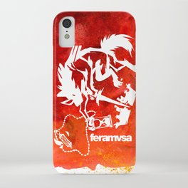 LAVA CREST iPhone Case