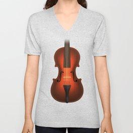 Straordinarius Stradivarius Unisex V-Neck