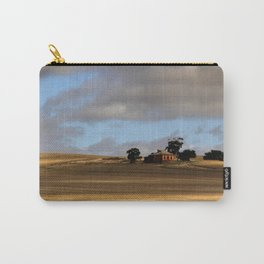 Rural Landscape and Farmhouse in Australia Carry-All Pouch