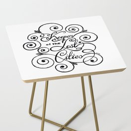 Keeper of the Lost Cities Side Table