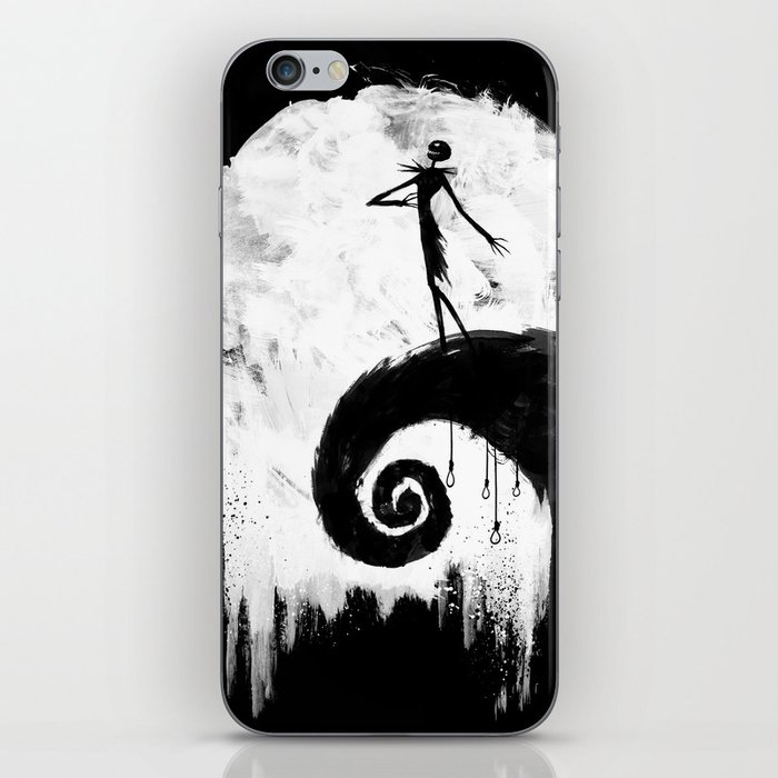 All Hallow's Eve iPhone Skin