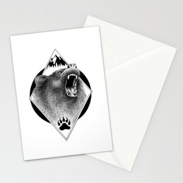 THE KING OF THE MOUNTAIN Stationery Cards