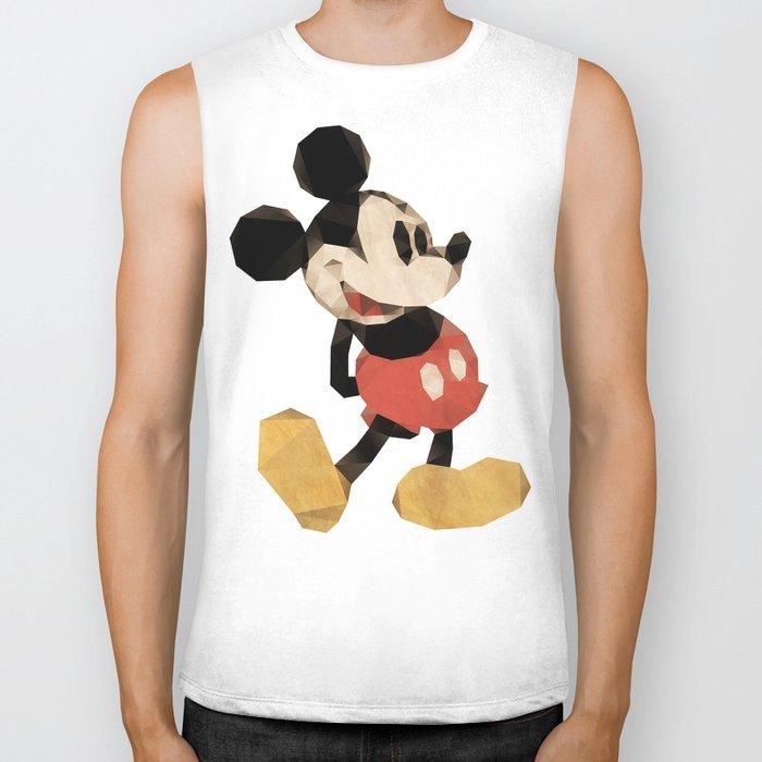 Mr. Mickey Mouse Biker Tank