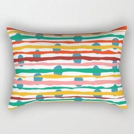 Artsy Morning Rectangular Pillow