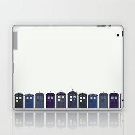 Tardises Laptop & iPad Skin