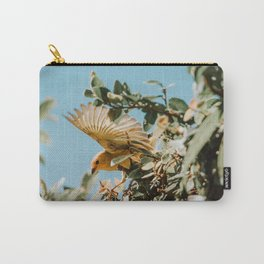 Bird Wings Carry-All Pouch