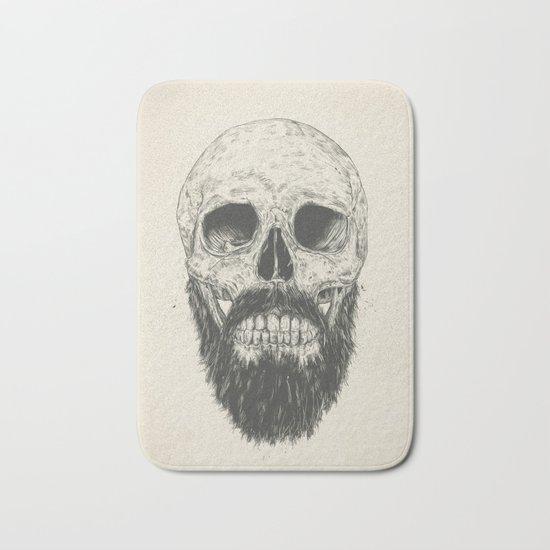 The beard is not dead Bath Mat