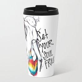 #STUKGIRL Ivie Travel Mug