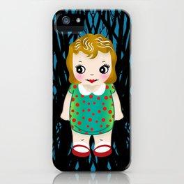 kewpie 02 iPhone Case